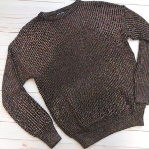American Apparel Iridescent Sweater